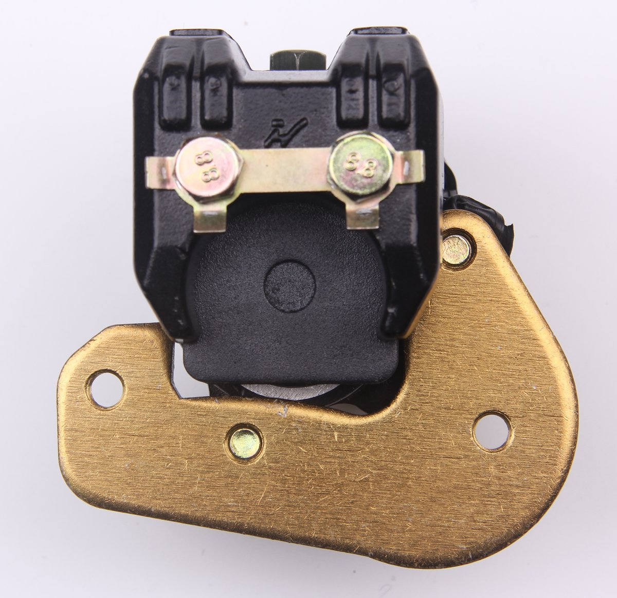 New Rear Brake Caliper For Honda Sportrax 400 TRX400EX TRX 400X 05-14 With Pads by Goodbest (Image #1)