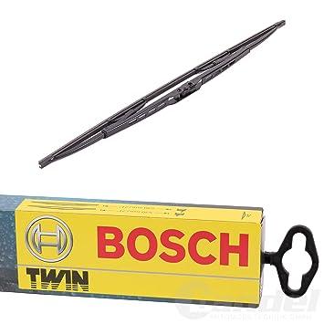 """L/änge 600  /""""vom Hersteller eingestellt /"""" Bosch 3397012368 Wischblatt Twin 368"""