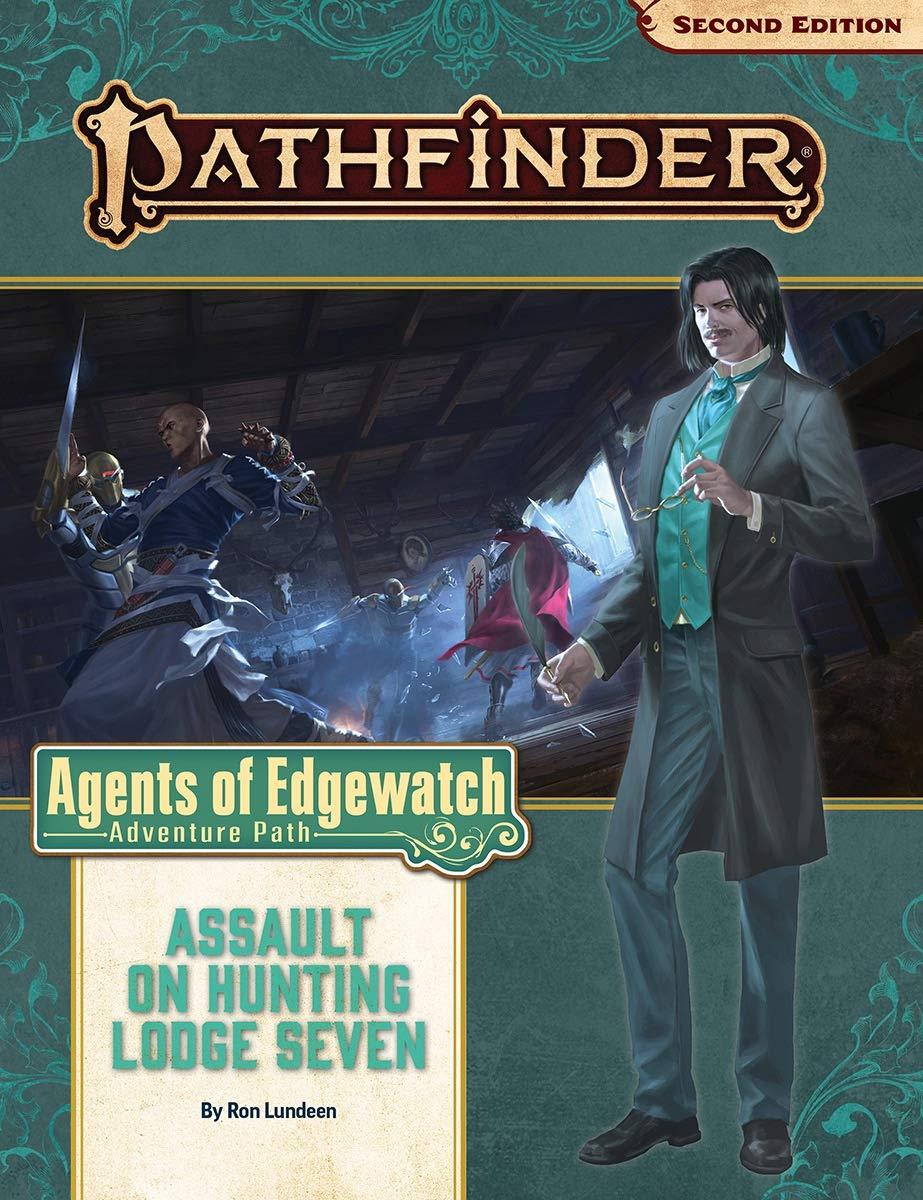 Pathfinder Adventure Path: Assault on Hunting Lodge Seven ...