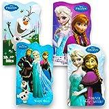 Disney Frozen Board Books (Set of 4 Shaped Board Books)