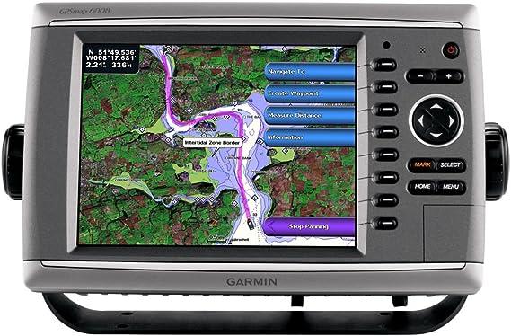 Garmin GPSMAP 6008 navegador 21,3 cm (8.4