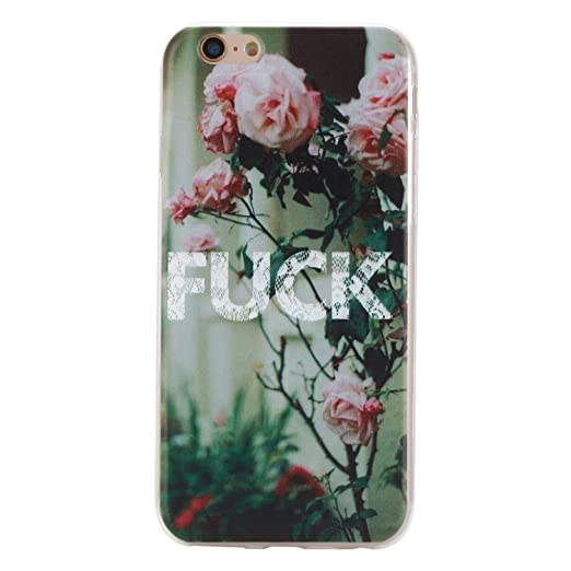2 opinioni per Custodia iPhone 6 / iPhone 6S Case Cover, Cozy Hut cover iPhone 6 / 6S silicone