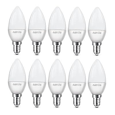 Lot Culot Haute Bougie Vanjia 5 De W À Petit 10 Ampoule Qualité Led kXiZuOP