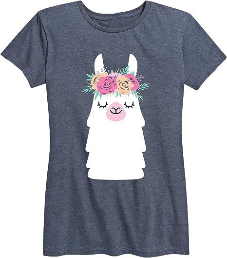 Women's Llama T-Shirt