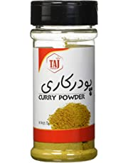 TAJ Foods Curry Powder, 75 Grams