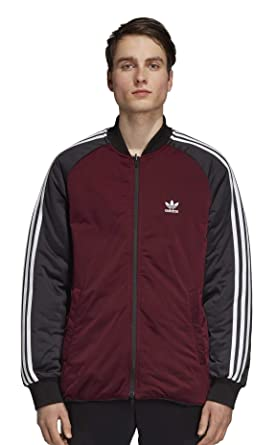 adidas Originals Men's Superstar Reversible Jacket S Small