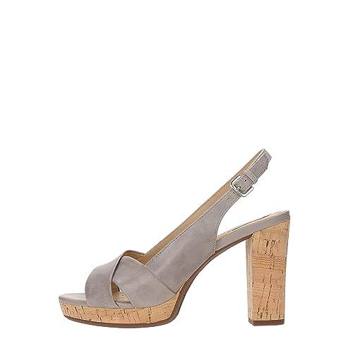 chaussure talon geox nude
