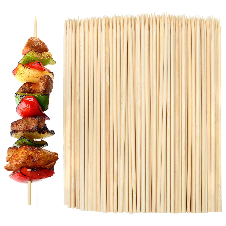 Piezas de Pinchos de bambú
