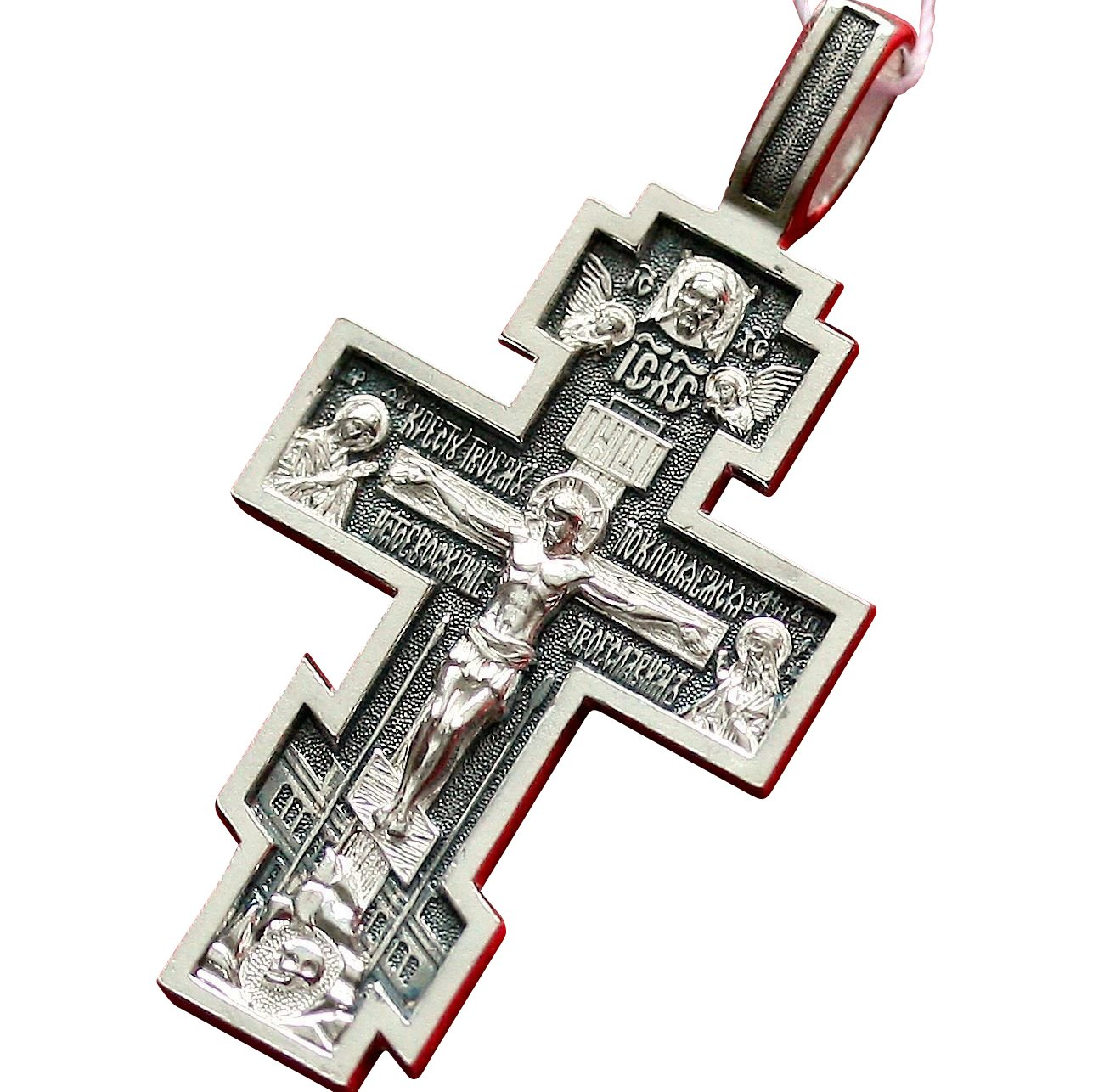 Beautiful Orthodox Cross Crucifix Prayer DM40 Desire Jewelry
