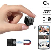 Ehomful 1080P Wireless Hidden Mini Spy Camera with Multiple Viewers
