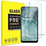 【2枚セット】OPPO AX7 保護フィルム ガラスフィルム 強化ガラス 液晶保護フィルム 日本旭硝子素材【硬度9H / 飛散防止/気泡ゼロ/高感度 】貼付キット付属 (OPPO AX7)