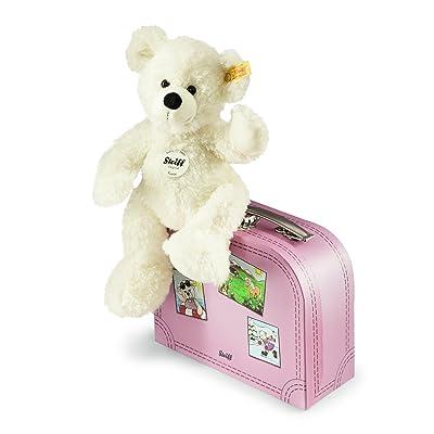 Steiff 111563 - Peluche - Ours Teddy Dans Sa Valise