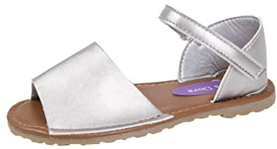 ff842535a Lora Dora Girls Fancy Menorcan Spanish Sandals  Amazon.co.uk  Shoes ...
