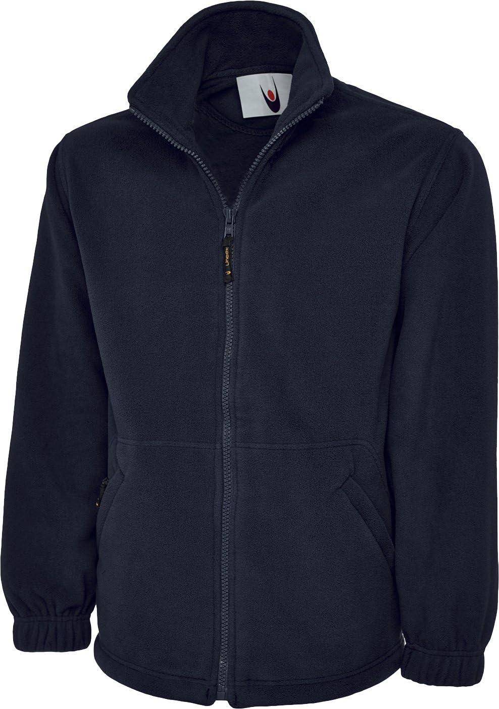 tama/ño xxx-large Unisex adulto Chaqueta Uneek Clothing UC604 color azul marino