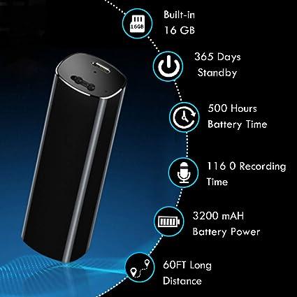 Mini Digitale Diktiergerät 32gb Professionelles Elektronik