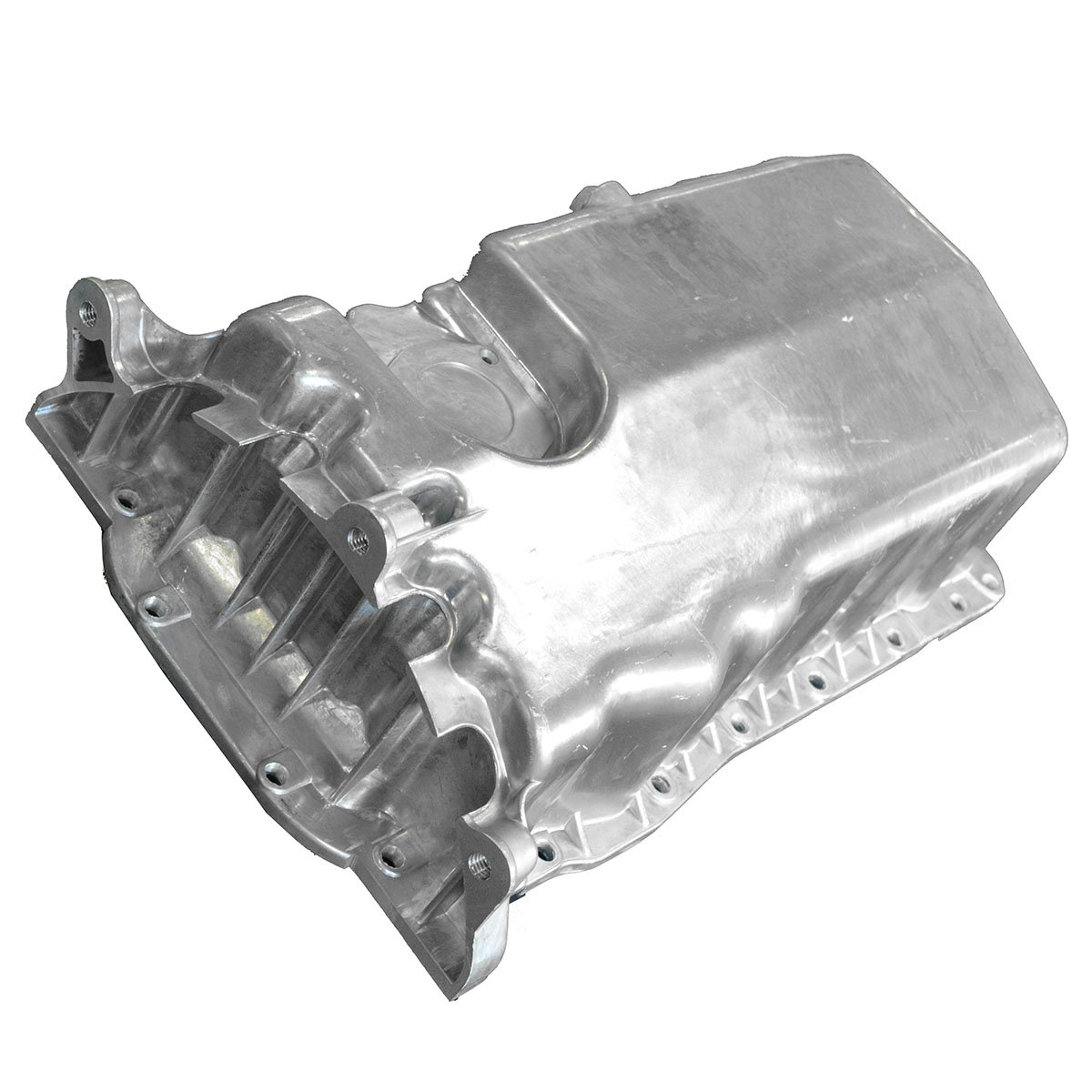 Engine Oil Pan Aluminum for VW Beetle Golf Jetta