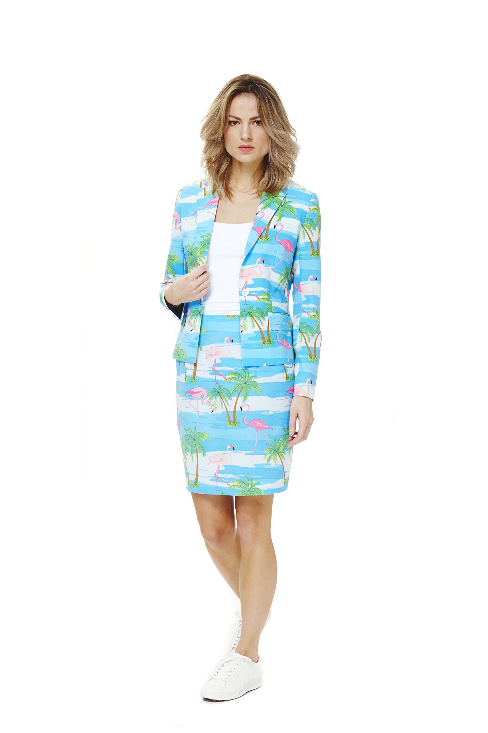 Opposuits Womens 'Flamingirl' Party Suit by, 12