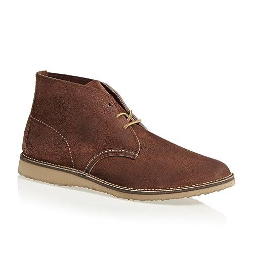 Red Wing Shoes Botines Chukka de Piel Hombre: Amazon.es: Zapatos y complementos