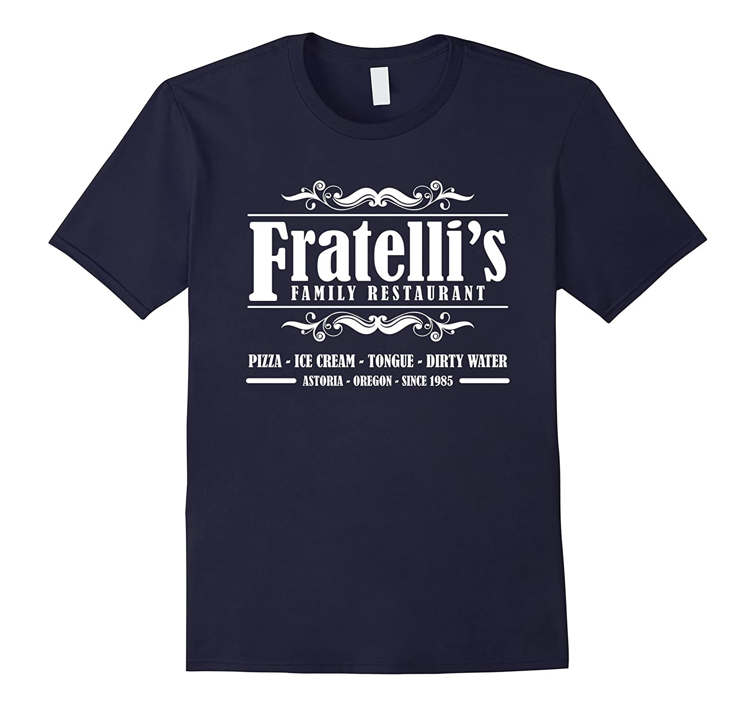 Fratellis Family Restaurant Shirt Medium-Tovacu