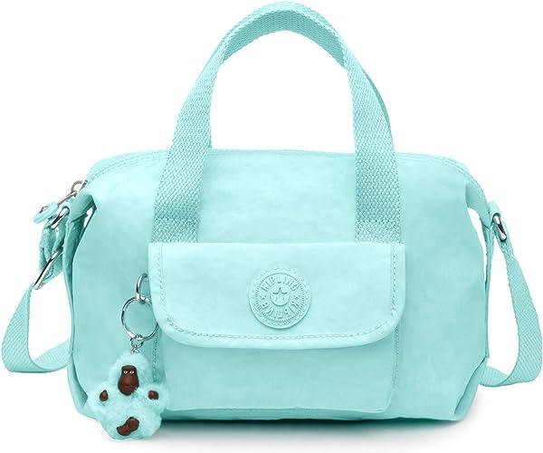 Kipling Brynne Handbag Fresh Teal Tonal