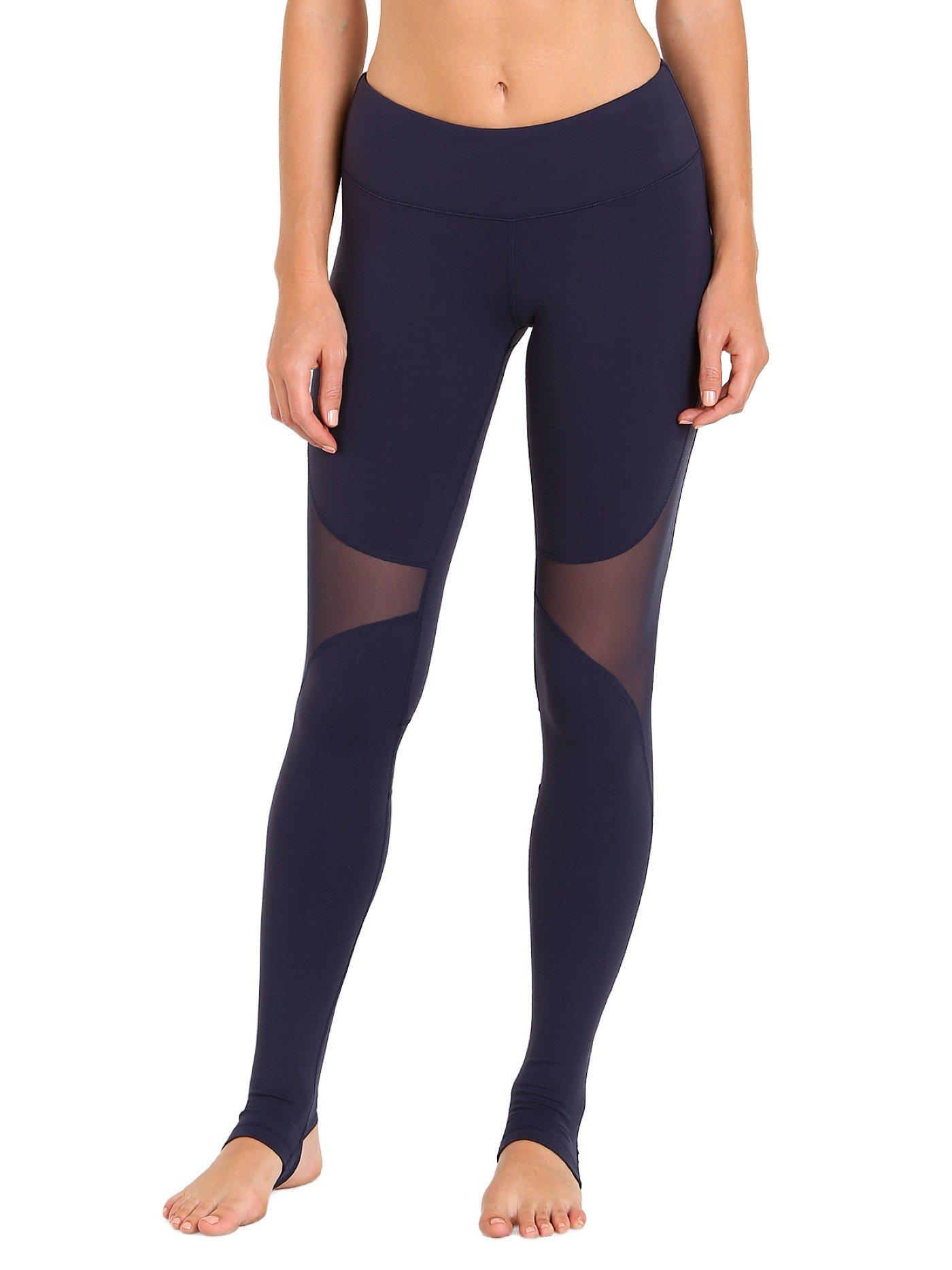 Alo Yoga Women's Coast Legging Pants, Rich Navy, XS