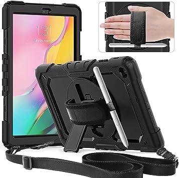 Timecity Funda Compatible con Samsung Galaxy Tab A 10.1