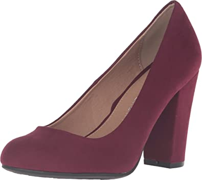 Chinese Laundry Women's Exclusive - Z-Happy Hour Merlot Pump ...