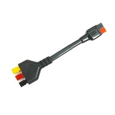 - câble de batterie pour Powakaddy avec les dernières 3 voies Plug 'n' Playtm connecteur Sports et Loisirs