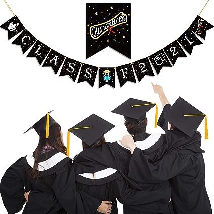 Grad Party Decorations Graduation Banner Custom Graduation Decor