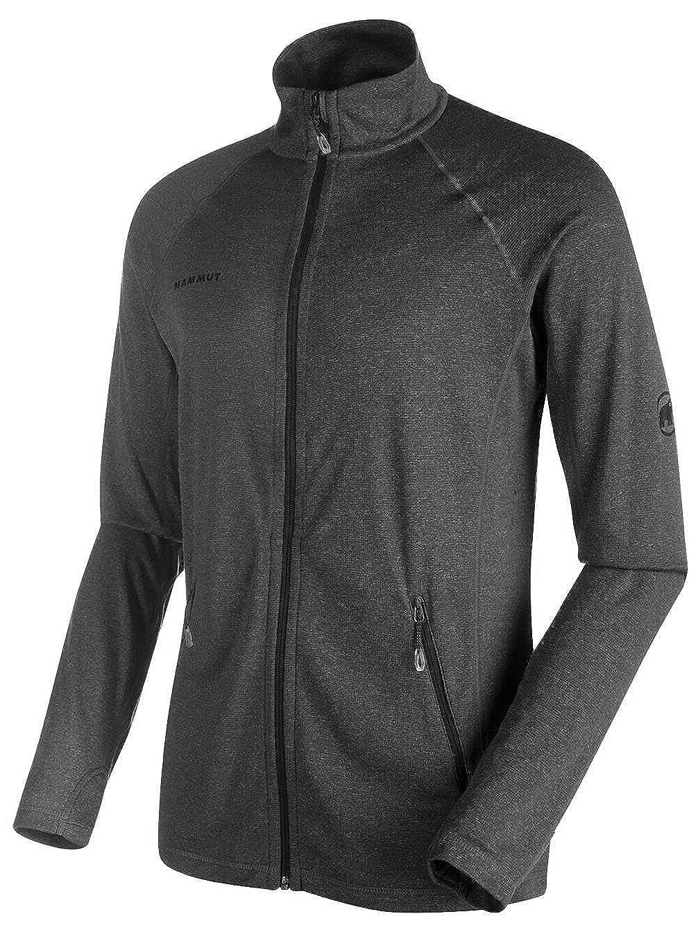 Mammut Runbold Light ML Jacket graphite m/élange M