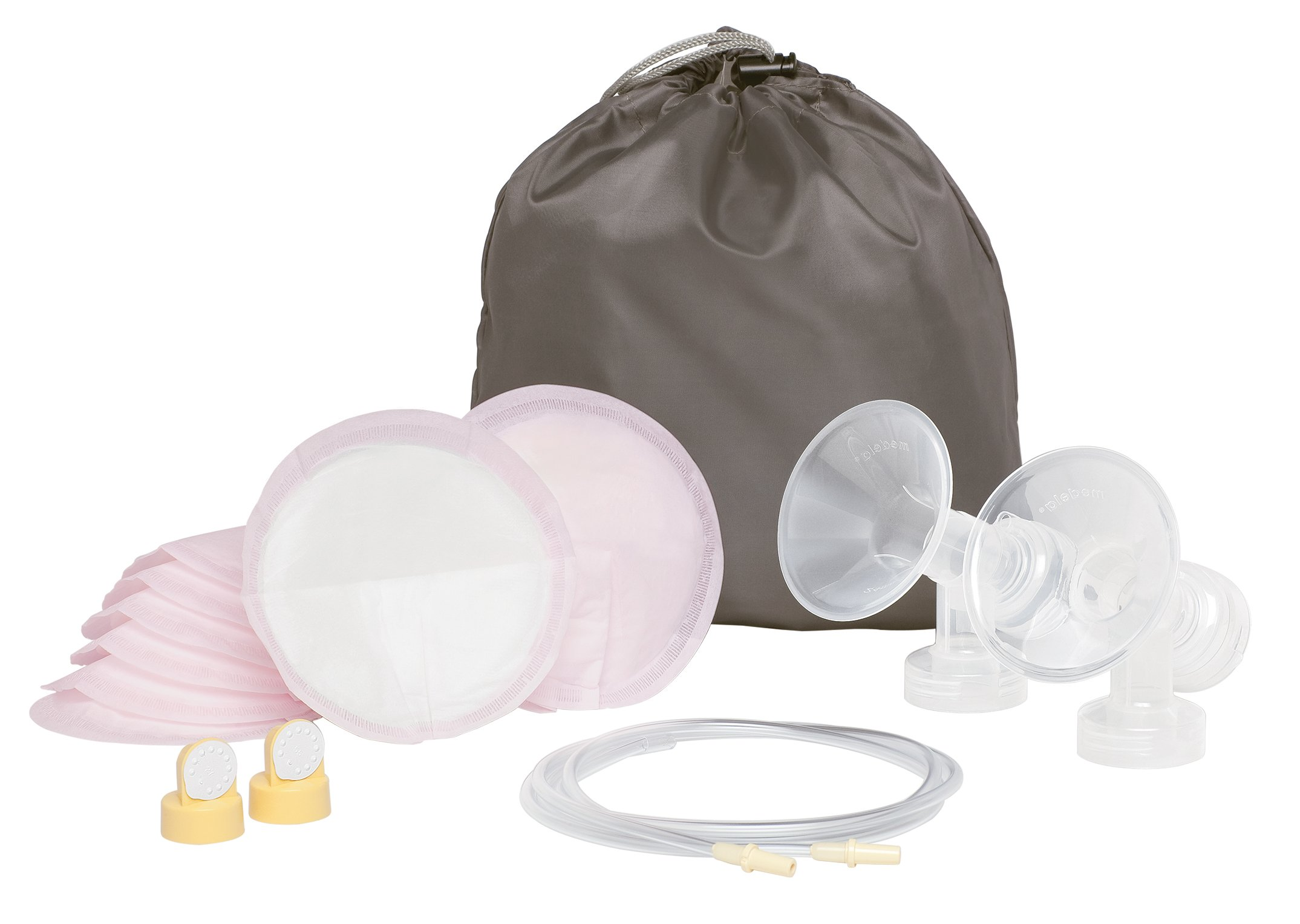 Medela Pump in Style Advanced Double Pumping Kit with Authentic Medela Spare Parts, Includes Breast Shields, Connectors, and Accessory Bag, Made Without BPA by Medela