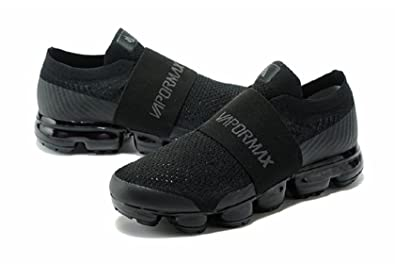 Nike Air Vapormax Flyknit Moc - Black/Anthracite Trainer: Amazon.co.uk:  Shoes & Bags