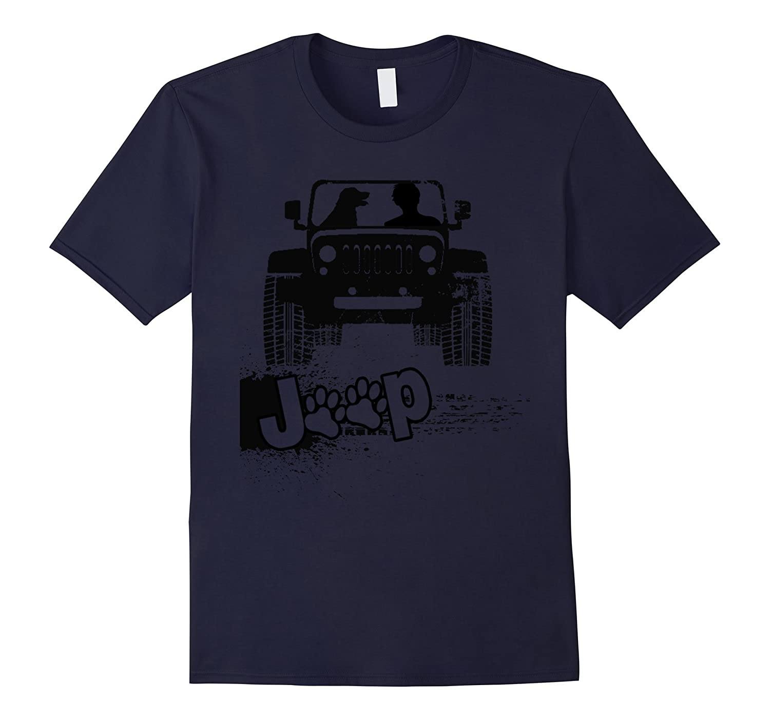Hot Tee For Need Jeep And Dog Funny T-shirts!-BN