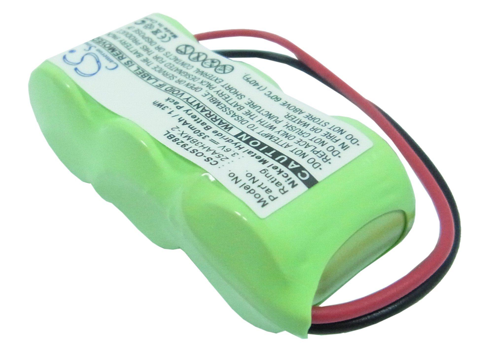 Cameron Sino Rechargeble Battery for Oregon Scientific STR968
