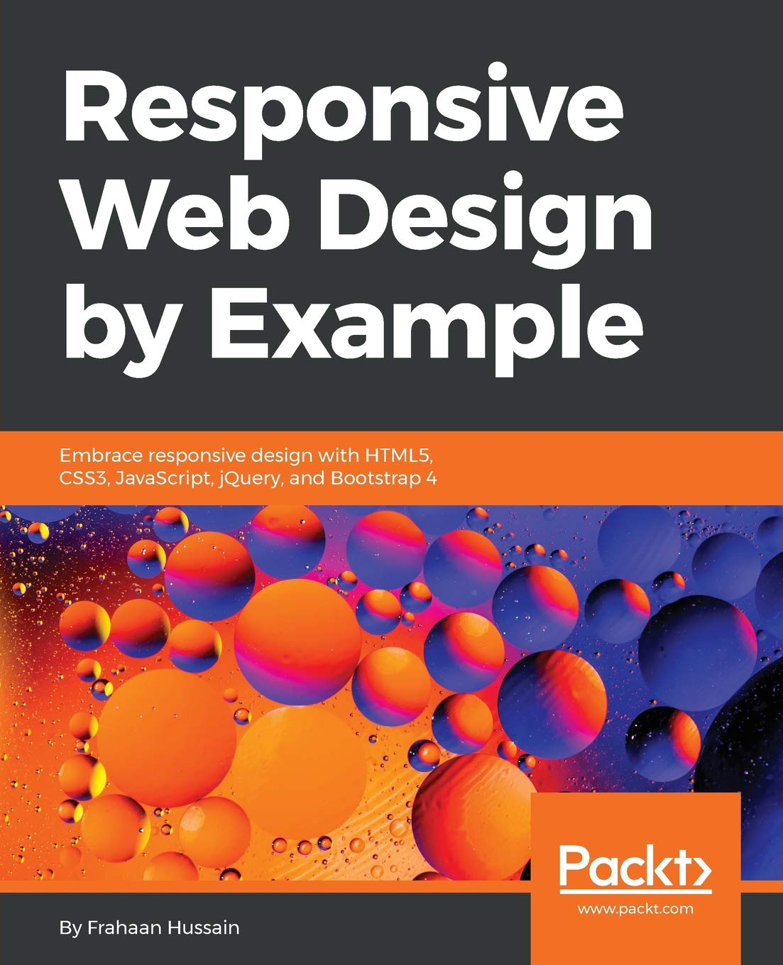 How To Use Bootstrap Grid System For Responsive Website Design Responsive Web Design By Example Embrace Responsive Design