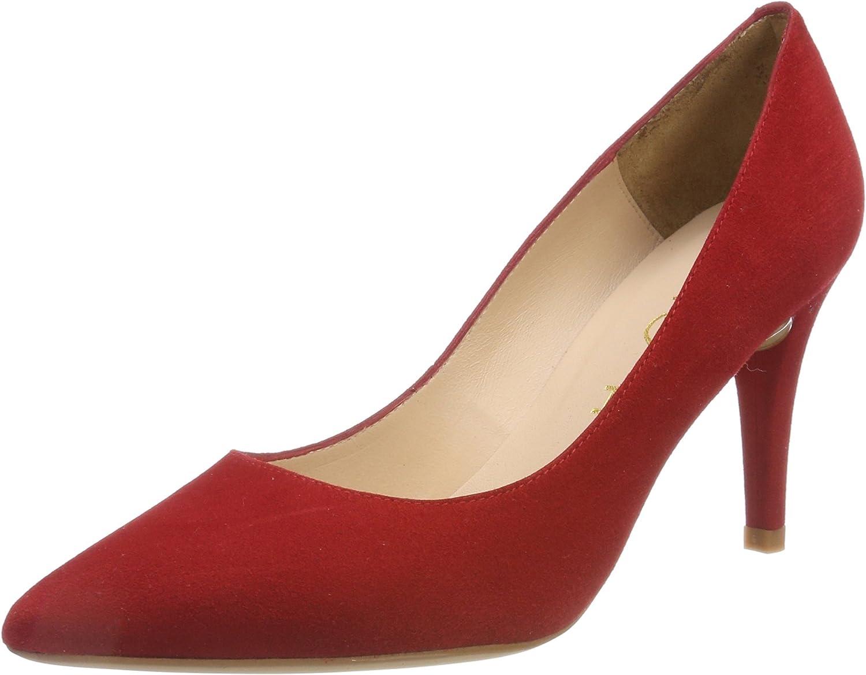 TALLA 38 EU. Unisa Tegar_KS, Zapatos de Tacón para Mujer