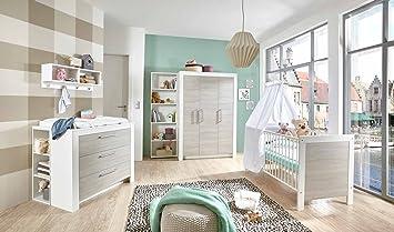Babyzimmer junge grau  Babyzimmer, Kinderzimmer, Babymöbel, Komplett-Set, Babyausstattung ...