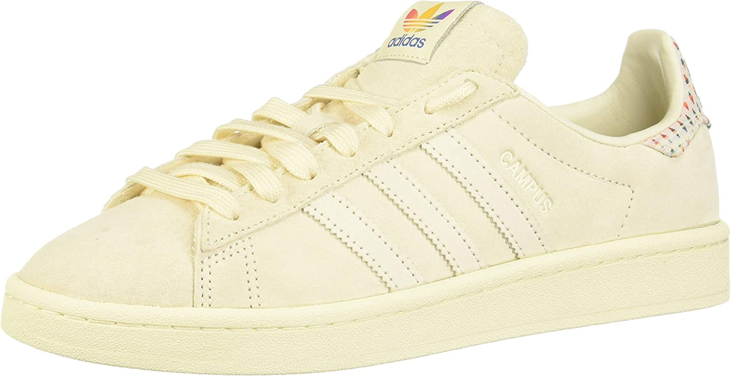 Adidas Campus Pride Cream White Trace Pink Trace Scarlet