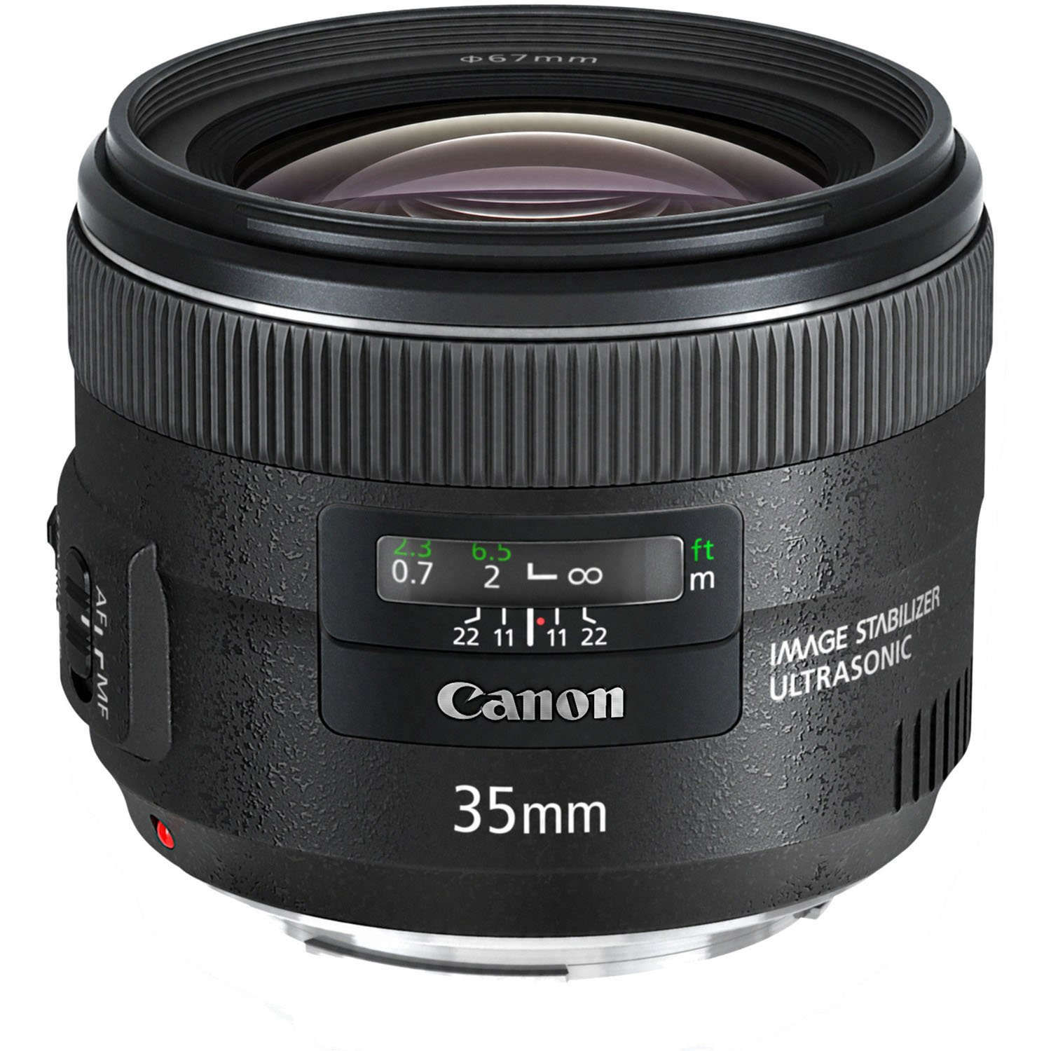 Canon EF 35mm f/2 IS USM Wide-Angle Lens by Canon