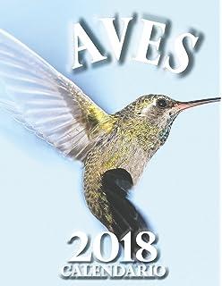 Aves 2018 Calendario (Edición España) (Spanish Edition)