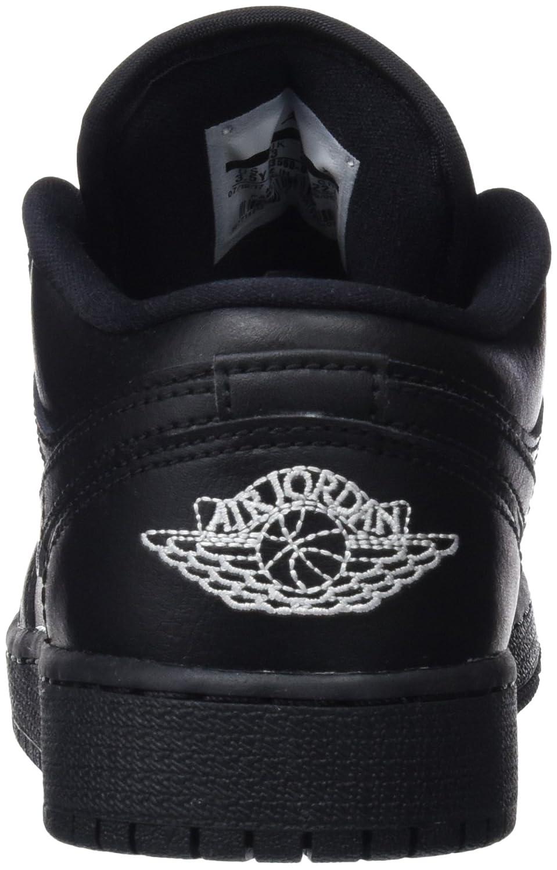 innovative design 24221 5fa3d NIKE Air Jordan 1 Low GS, Zapatillas para Niñ os Zapatillas para Niños  553560-006