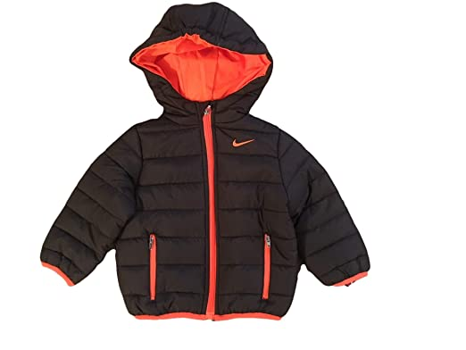 0220b155eeb2 Amazon.com  Nike Infant Toddler Boys Warm Bubble Puffer Jacket  Clothing