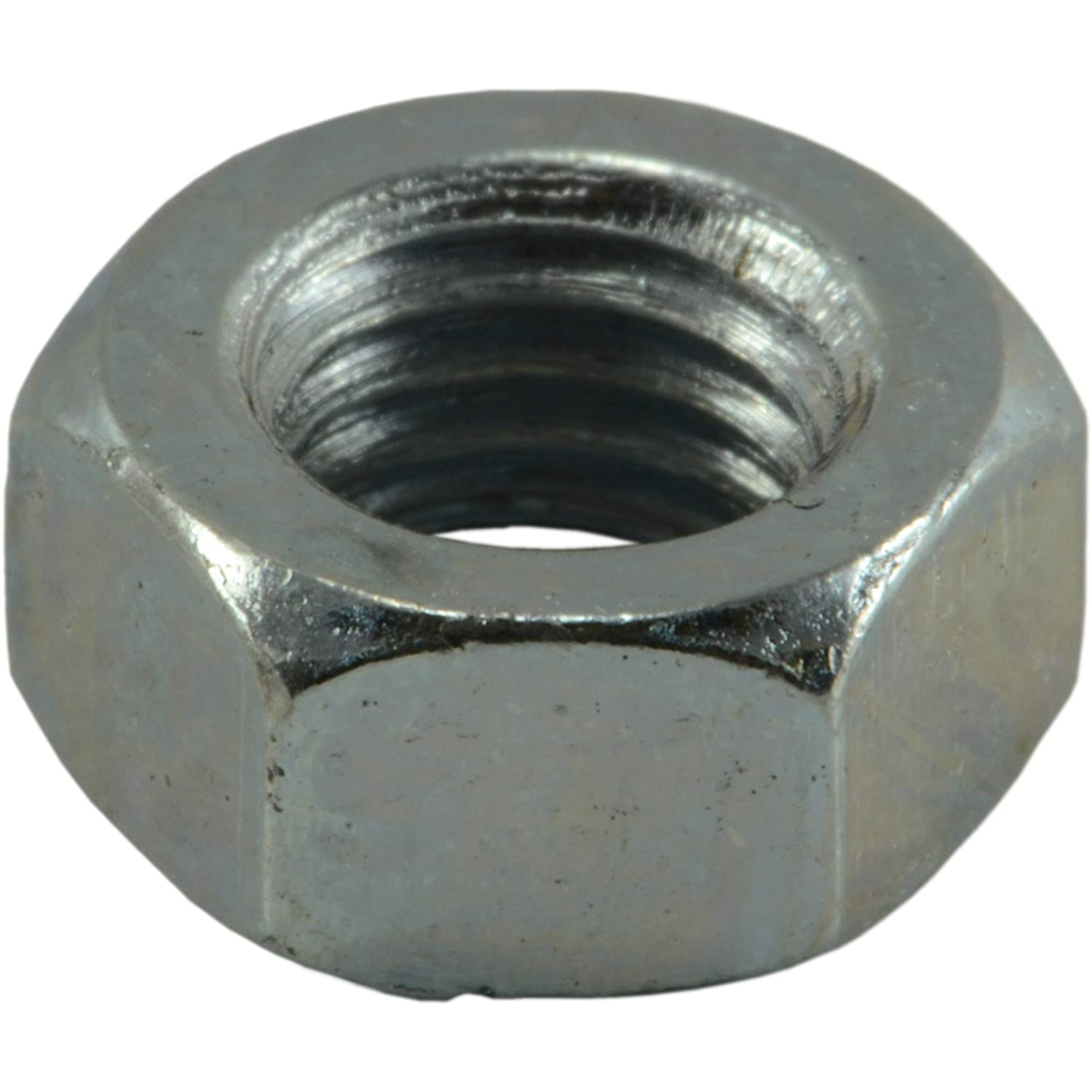 7mm-1.00 Hard-to-Find Fastener 014973277970 Finished Hex Nuts Piece-100