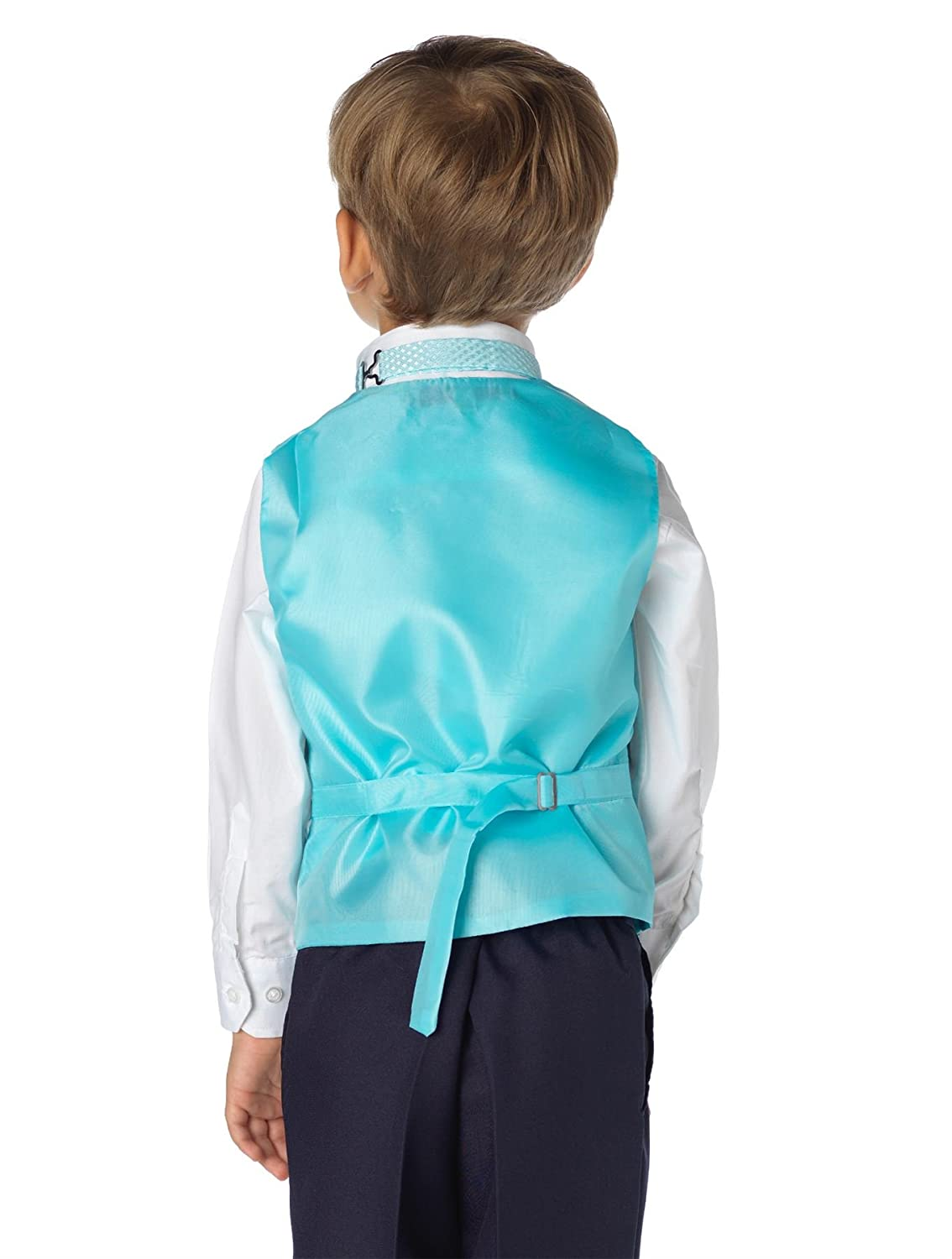 Paisley of London Boys Waistcoat Suit, Page boy Suits, Diamond ...