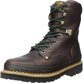 72c1b72e5139b Amazon.com | Georgia Boot Men's Georgia Giant G6274 Work Boot ...