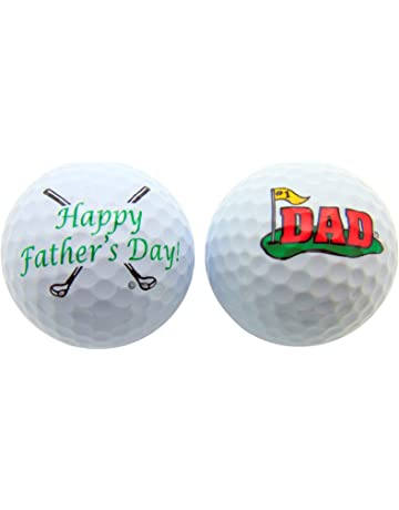e87e7891 Westman Works Happy Father's Day Golf Ball Gift Pack (Set of 2 Different  Balls)