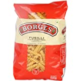 Borges Fusilli Durum Wheat Pasta, 500g