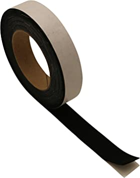 Converting ACF-06//BLK05833 JVCC ACF-06 Acrylic Craft Felt Tape J.V 1//2 x 25 ft Black