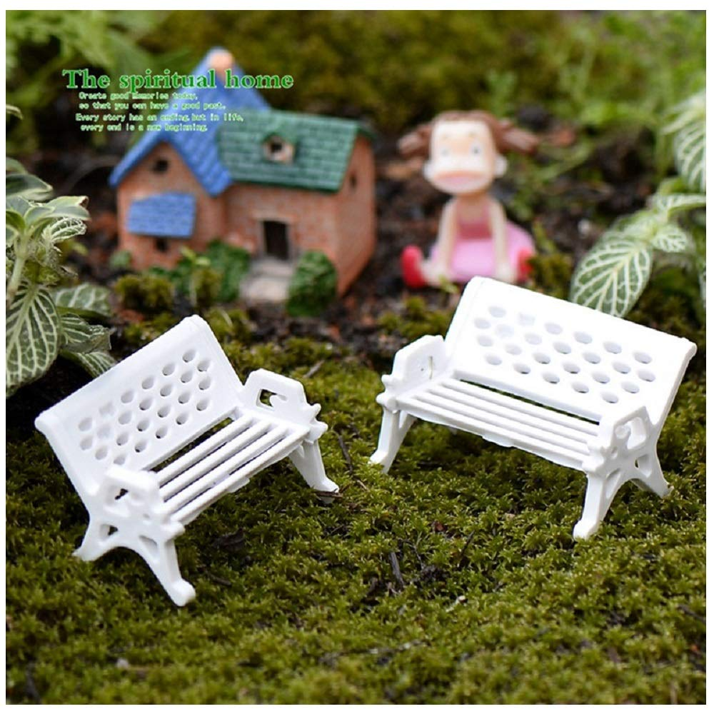 Various Set Miniature Fairy Garden Landscape Terrarium Figurine Bonsai DIY Craft