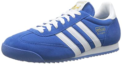 official photos b2deb 74af4 adidas Originals Dragon, Baskets homme, Bleu (Bluebird ), 40 EU